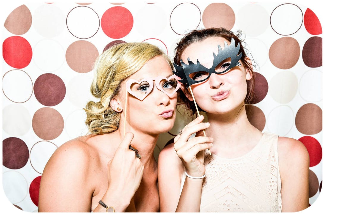 Benefits of Custom Photo Booth Props for Your Event